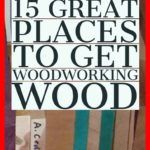 15 Great Places to Get Woodworking Wood