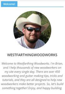 westfarthing woodworks