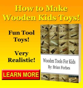 wooden tools for kids how to make wooden tool toys for kids step by step instruction