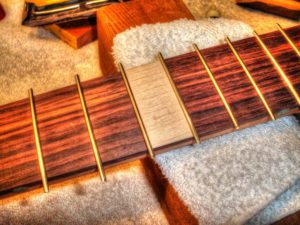 25 Simple Ways to Customize Your Guitar Without Changing the Tone 12th fret overlay