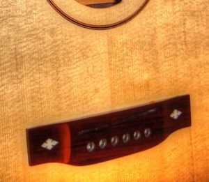 25 Simple Ways to Customize Your Guitar Without Changing the Tone bridge inlays