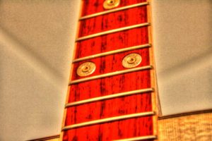 25 Simple Ways to Customize Your Guitar Without Changing the Tone custom fretboard inlays