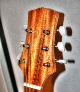 25 Simple Ways to Customize Your Guitar Without Changing the Tone headstock veneer