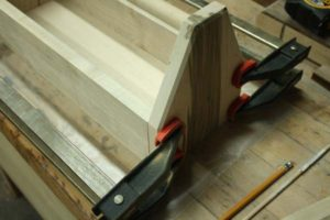 50-awesome-reasons-to-be-a-woodworker-gluing-the-tool-box-ends-in-place