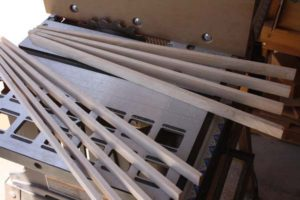 How-to-Make-an-Acoustic-Guitar-Series-milling-internal-braces-from-Spruce-on-the-table-saw