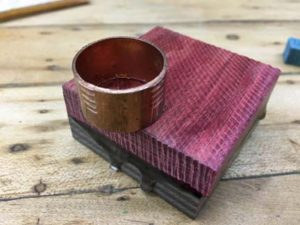 how-to-make-a-wood-ring-with-a-metal-band-preparing-the-blank