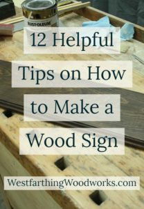 12-Helpful-Tips-on-How-to-Make-a-Wood-Sign