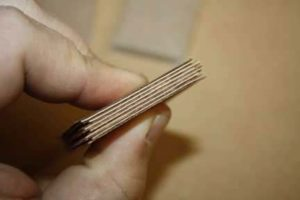 15-Huge-Tips-on-How-to-Make-a-DIY-Wood-Ring-checking-a-lamination