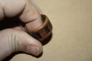 25-Things-I-Wish-I-Knew-When-I-Started-Making-Wooden-Rings-laminated-ring-with-a-lot-of-layers