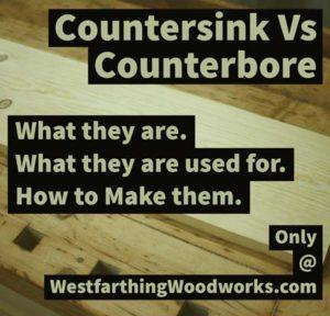 Countersink-vs-counterbore