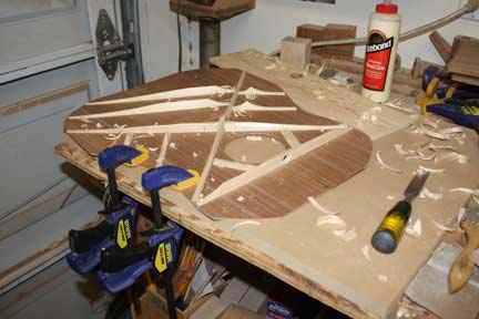 How to Make an Acoustic Guitar Series – Part Five – Carving
