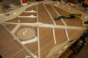 How-to-Make-an-Acoustic-Guitar-Series---Part-Five---Carving-the-Top-Braces-continuing-the-carve