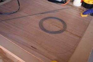 How-to-Make-an-Acoustic-Guitar-Series---Part-Three---Making-the-Rosette-doing-a-dry-run-before-gluing