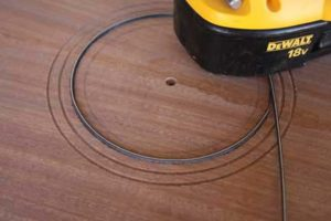 How-to-Make-an-Acoustic-Guitar-Series---Part-Three---Making-the-Rosette-measuring-for-BWB-strips
