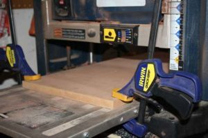 How-to-Make-an-Acoustic-Guitar-Series-thinning-the-plates-with-a-thickness-planer