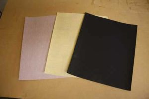 The-Ultimate-Guide-to-Sandpaper-Grits-a-selection-of-sandpaper