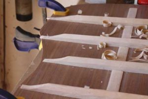 How-to-Make-an-Acoustic-Guitar-Series---Part-Seven---Carving-the-Back-Braces-scalloping-the-ends