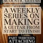 How-to-Make-an-Acoustic-Guitar-Series-Part-Thirteen-Attaching-the-Top-Plate