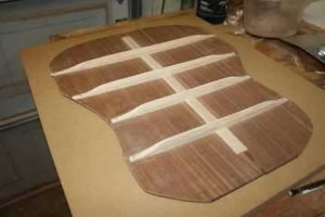 How-to-Make-an-Acoustic-Guitar-Series-Part-Twelve-Attaching-the-Back-Plate-the-completed-back-plate