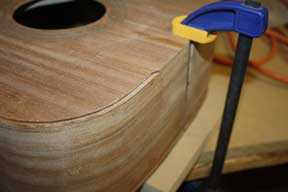 How-to-Make-an-Acoustic-Guitar-Series-Part-Fifteen-Rabbets-for-Binding-making-the-deeper-ledge-first