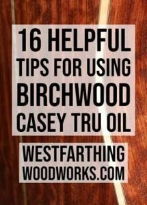 16-Helpful-Tips-for-Using-Birchwood-Casey-Tru-Oil