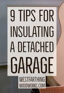 9-Tips-for-Insulating-a-Detached-Garage