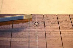 How-to-Make-an-Acoustic-Guitar-Series-Part-Twenty-Four-Fretboard-Inlay-cutting-the-inlay-border