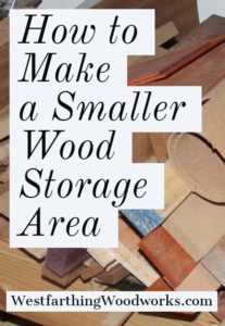 how-to-make-a-smaller-wood-storage-area-woodworking-tips